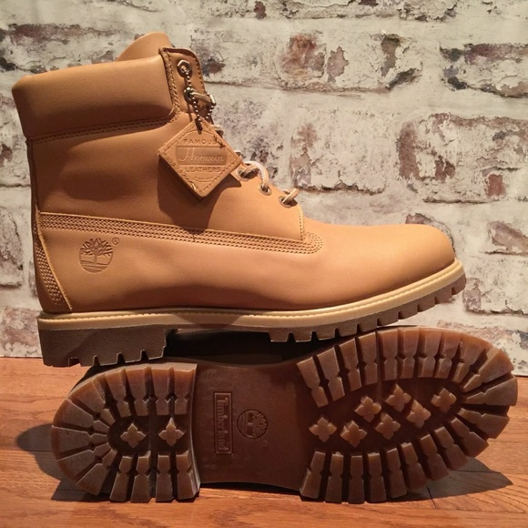 00d2c94dd6 Timberland Shoes | 6premium Wp Natural Horween Ltd Boots | Poshmark
